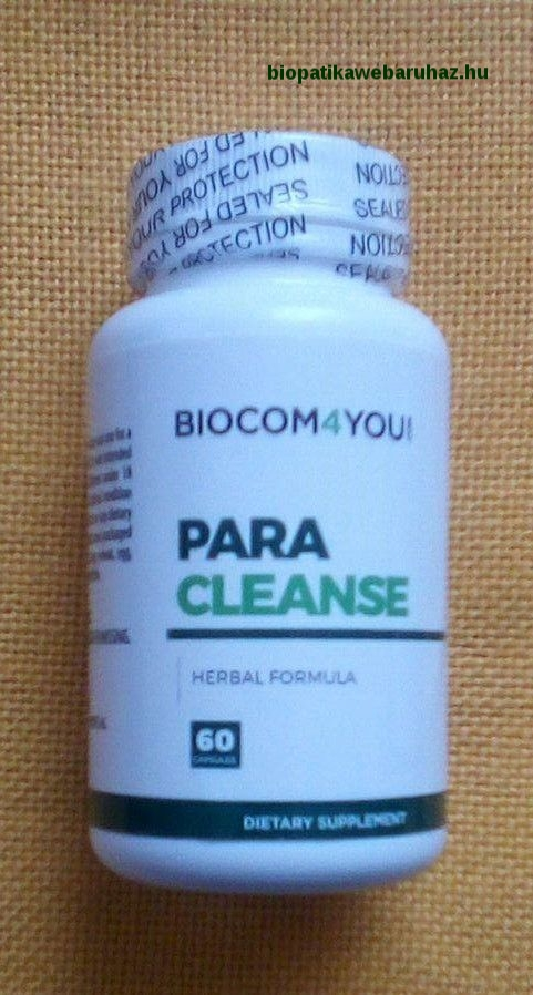 parazitaellenes szerek rendje)