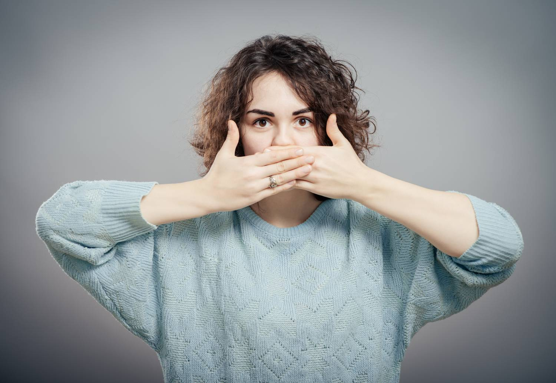 szag a torok szájából Légzést okoz a torokban
