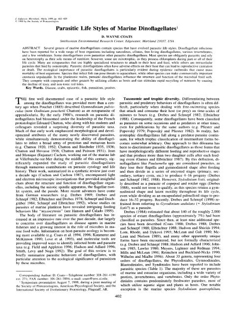 Élelmiszer-mikrobiológia | Digitális Tankönyvtár Az apicomplexan paraziták listája