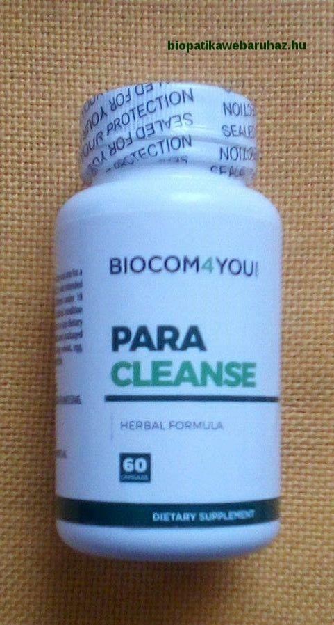 a paraziták elleni legártalmatlanabb gyógyszer)