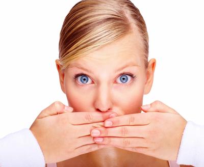 hogyan kell öblíteni a száját rossz lehellettel)