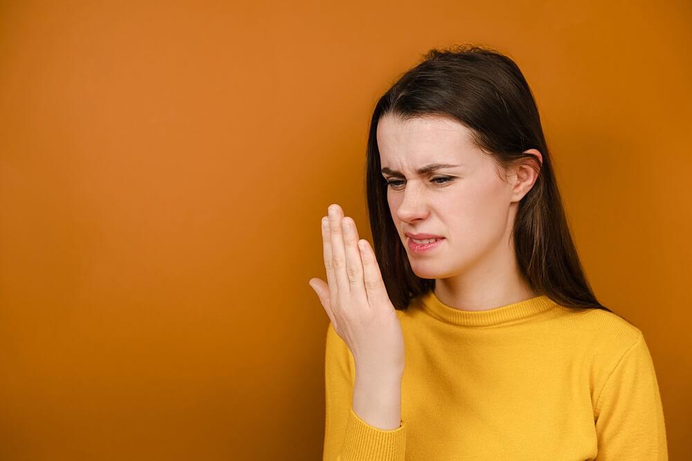 Betegségre utalhat a rossz lehelet - HáziPatika
