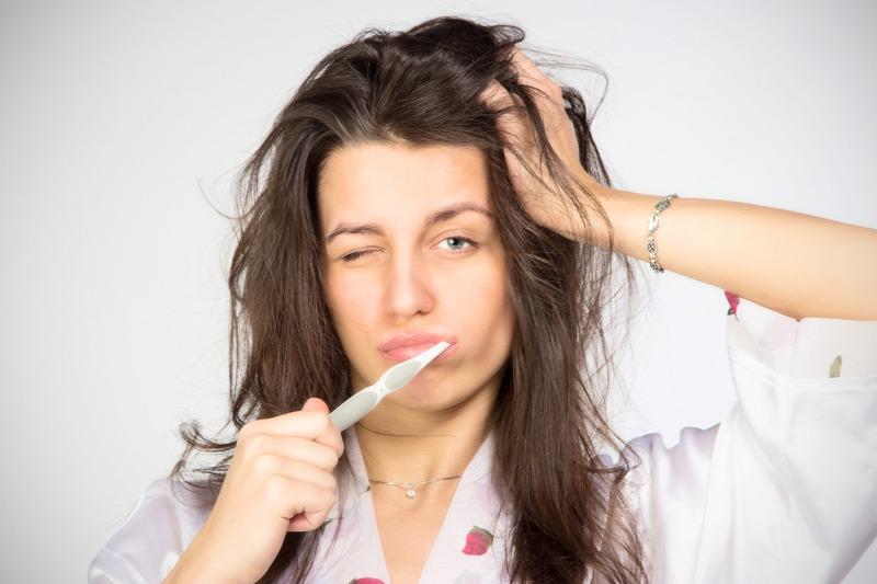 mit kell tenni, ha reggel rossz a lehelete