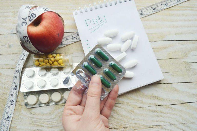 A legerősebb diétás tabletták - a gyógyszerek listája