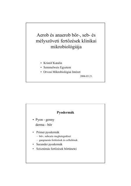 a helminthiasis megelőzésének módszerei)