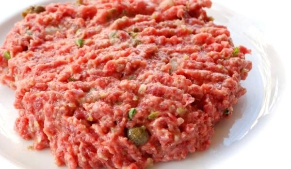 marhahús tartár paraziták)