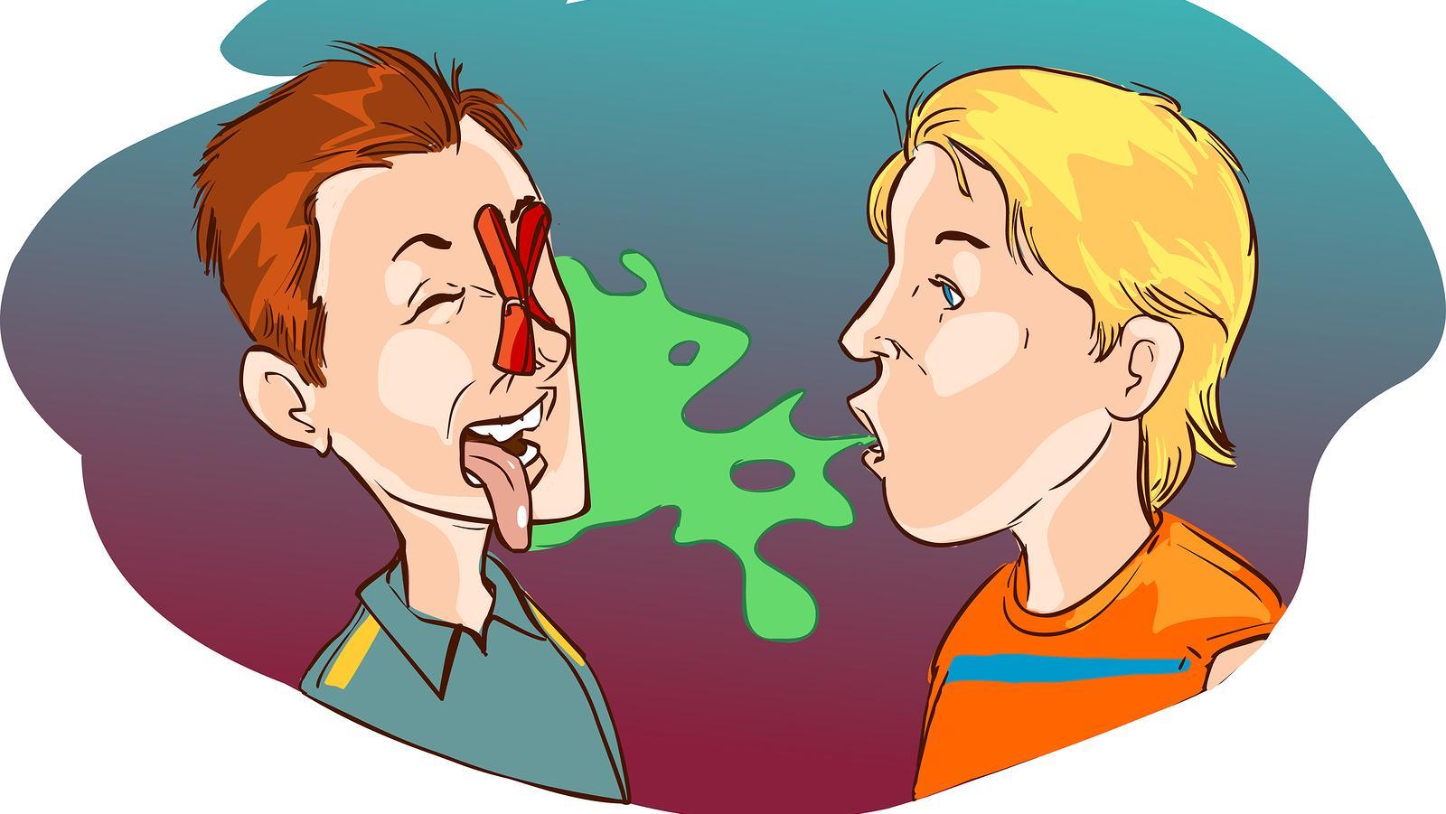 mit mond a szájszag?