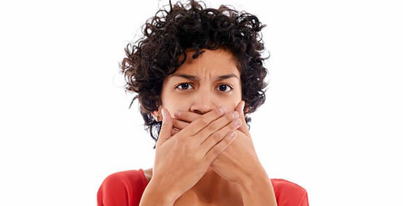 A szájszag egyik oka a nyelvünk felépítése